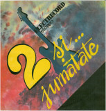 Doi si jumatate (LP - Romania - VG)