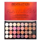 Paleta Profesionala Cu 32 Farduri Makeup Revolution Flawless 4