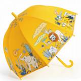 Umbrela colorata pentru copii, Savannah, Djeco
