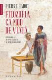 Filozofia ca mod de viata, Pierre Hadot
