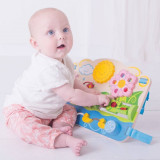 Centru de activitati - In gradina PlayLearn Toys