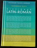Dicționar Latin - Roman