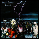 Black Sabbath Live Evil (cd)