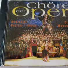Coruri din opere -cd