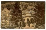 602 - Baile HERCULANE, Romania - old postcard - used - 1908, Circulata, Printata