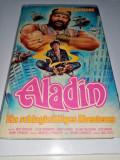 Film VHS cu Bud Spencer-Piedone -Alladin