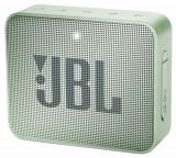 Boxa Portabila JBL Go 2, Bluetooth, 3.1 W (Verde deschis)