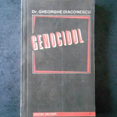 GHEORGHE DIACONESCU - GENOCIDUL