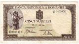 Bancnota 500 lei 20 IV 1942 aprilie filigran vertical (1)