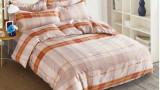 Lenjerie de pat dublu din microfibră Evia Home PLC010/69
