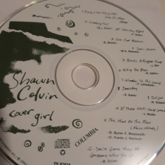 SHAWN COLVIN - COVER GIRL -   CD