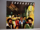 Crusaders (Joe Sample) – Street Life ( 1979/MCA/RFG) - Vinil/Jazz/Impecabil (NM)
