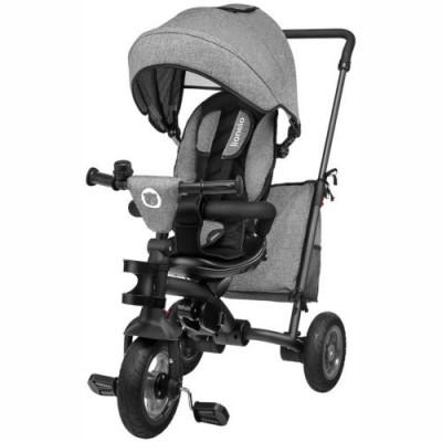 Tricicleta Multifunctionala Pliabila cu Sezut Reversibil Tris Stone Grey foto