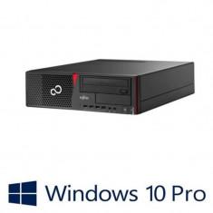 Calculatoare Refurbished Fujitsu ESPRIMO E920, Intel Core i3-4130, SSD, Windows 10 Pro