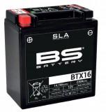 Cumpara ieftin Baterie 14ah 12v BS-Battery (AGM Gel) borna + pe stanga