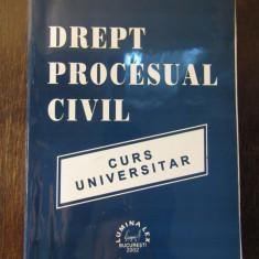 DREPT PROCESUAL CIVIL-IOAN LES