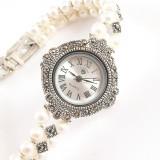 Ceas din argint masiv Queen by SaraTremo