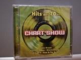 Hits of '70 - Selectii 2CD Set (2011/Mercury/Germany) - CD ORIGINAL/Sigilat/Nou, universal records