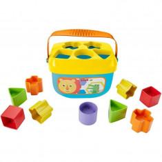 Set Primele cuburi - Jucarie bebelusi - Fisher-Price