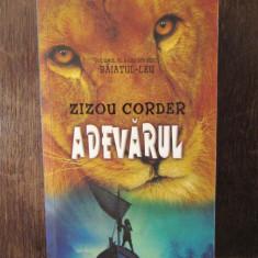 ADEVARUL -ZIZOU CORDER