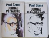 Paul Goma - Jurnal pe sărite + Jurnal de căldură-mare, Nemira