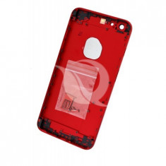 Capac baterie, iphone 6s plus, 5.5, look like iphone 7 plus, red