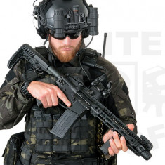 Incarcator M4/M16 polimer 120BB - Negru [Kublai]