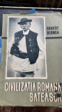 """ERNEST BERNEA,Civilizația Romana Sătească ,colecția ,,ȚARA ȘI NEAM""""1944."""