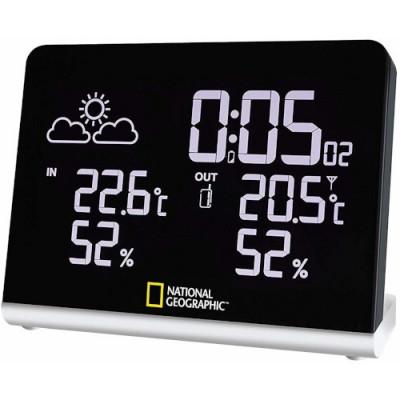 Statie Meteorologica Wireless cu Display 256 Culori foto