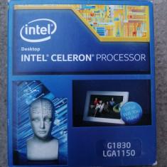 Vand Procesor G1830 2.8GHz Socket 1150 NOU SIGILAT CUTIE Pret 175 Lei