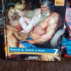MUZEUL DE ISTORIE A ARTEI. VIENA