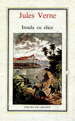 Insula cu elice (Ed. Ion Creanga) foto