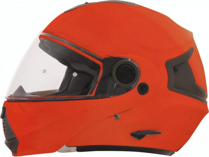 Casca Flip-Up AFX FX-36 culoare portocaliu marime M Cod Produs: MX_NEW 01001472PE