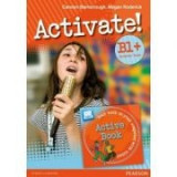 Activate! B1+ Students' Book and Active Book Pack - Carolyn Barraclough