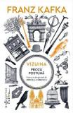 Vizuina. Proza postuma - Franz Kafka