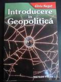 Introducere In Geopolitica - Silviu Negut ,547570