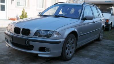 BMW E46 320d Touring, 2.0 Diesel, an 2001 foto