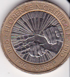 Marea Britanie 2 pounds 2010 comemorativ - Nightingale, Europa
