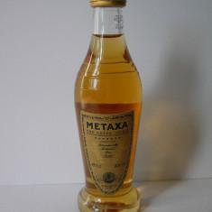 """MINIATURA STICLUTE BAUTURI """"METAXA 7 STELE"""""""