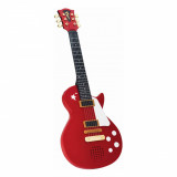 Chitara Rock My Music World, Rosu, 56 cm, Simba