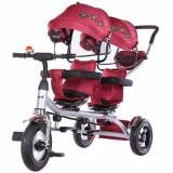 Cumpara ieftin Tricicleta Gemeni 2Play, Colectia 2020 Orchid, Chipolino