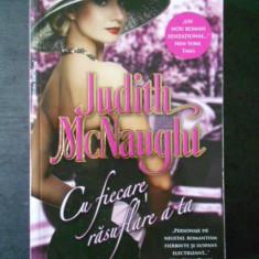 JUDITH McNAUGHT - CU FIECARE RASUFLARE A TA