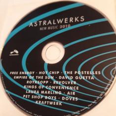 ASTRALWERKS NE MUSIC 2010  -   CD