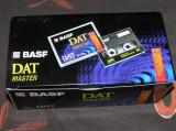 Casetă Basf DAT Master