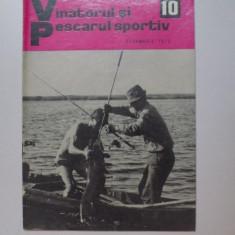 VANATORUL SI PESCARUL SPORTIV , NO. 10 , OCTOMBRIE 1970