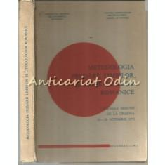 Metodologia Predarii Limbilor Si Literaturilor Romanice - 28-29