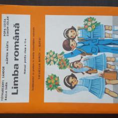LIMBA ROMANA - Manual pentru clasa a II-a -Vocabular Roman-Slovac.