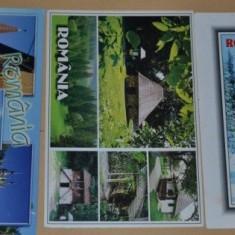 LOT CARTI POSTALE ROMANIA (peste 430 bucati) - vezi descrierea