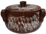 Oala ceramica,lut 7,5l Devon