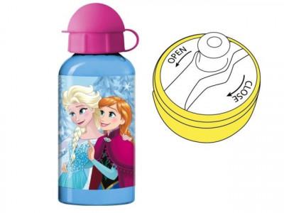 Sticla termos cu picurator Frozen foto